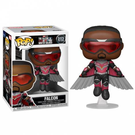 Funko POP! Marvel The Falcon & The Winter Soldier - Falcon (Flying Pose) #812 Vinyl Figure