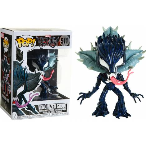 Funko POP! Marvel Venom S2 - Venomized Groot #511 Bobble-Head Vinyl Figure