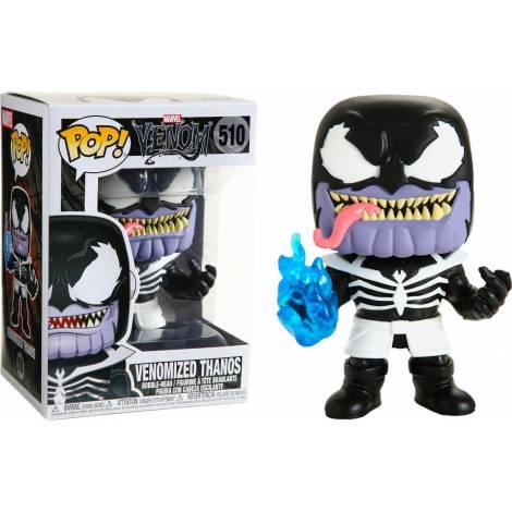 Funko Pop! Marvel Venom - Venomized Thanos #510 Vinyl Bobble-Head Figure