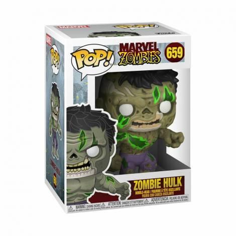 Funko POP! Marvel Zombies : Zombie Hulk #659 Bobble-Head Vinyl Figure