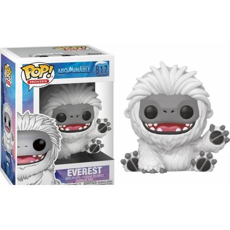 Funko POP! Movies: Abominable S1 - Everest #817 Vinyl Figure