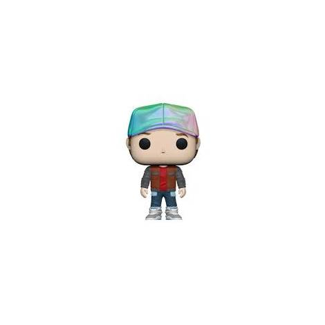 Funko POP! Movies: Back to the Future S4 Marty in Future Outfit # Vinyl Figure