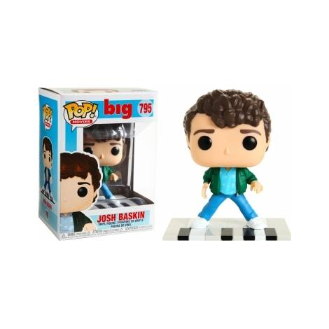 Funko POP! Movies: Big - Josh Baskin with Piano Outfit #795 Vinyl Figure