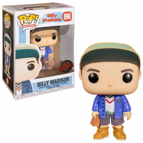 Funko POP! Movies : Billy Madison #896 Vinyl Figure (Special Edition)