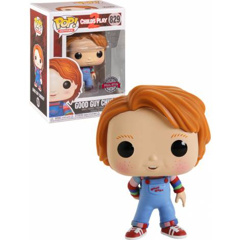 Funko POP! Movies: Childs Play 2 - Good Guy Chucky (Special Edition) #829 Vinyl Figure