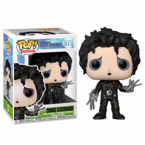 Funko POP! Movies: ES - Edward Scissorhands #979 Vinyl Figure