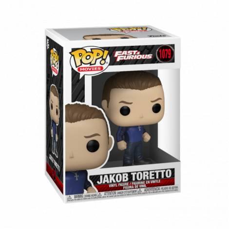 Funko POP! Movies: Fast 9 - Jakob Toretto #1079 Vinyl Figure