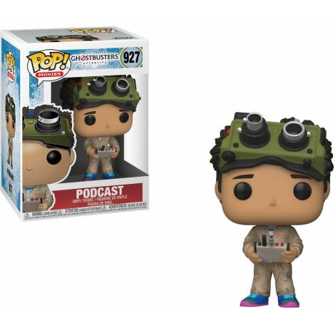 Funko Pop! Movies: Ghostbusters: Afterlife - Podcast #927 Vinyl Figure