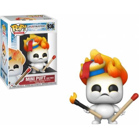 Funko POP! Movies - Ghostbusters : Mini Puft On Fire #936 Vinyl Figure