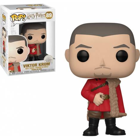 Funko POP! Movies - Harry Potter - Viktor Krum #89