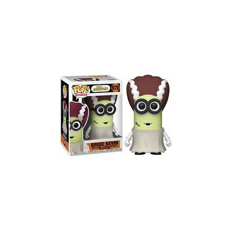 Funko POP! Movies: Minions - Bride Kevin #970 Vinyl Figure