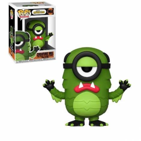 Funko POP! Movies: Minions - Creature Mel #968 Vinyl Figure