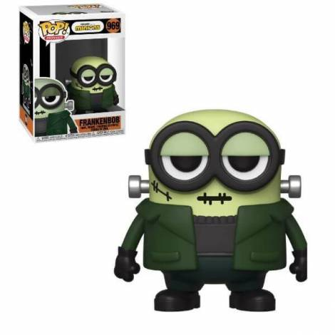 Funko POP! Movies: Minions - Frankenbob #969 Vinyl Figure