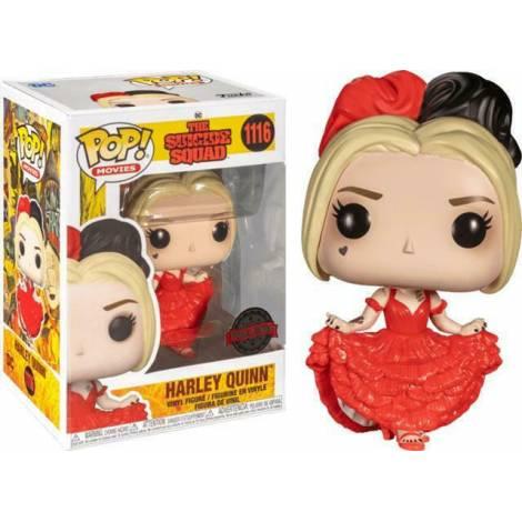 Funko Pop! Movies: Suicide Squad - Harley Quinn #1116 Vinyl Figure - με χτυπημένο κουτάκι