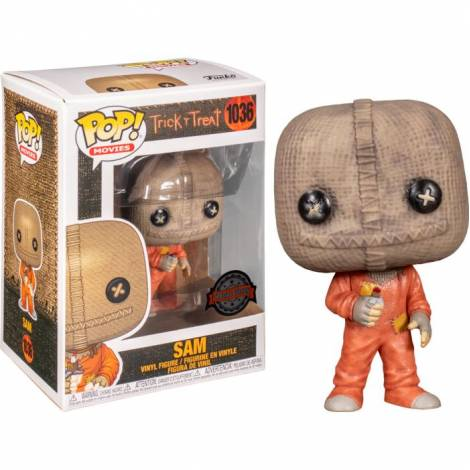 Funko POP! Movies : Trick'r Treat - Sam With Razor Candy (Special Edition) #1036 Vinyl Figure