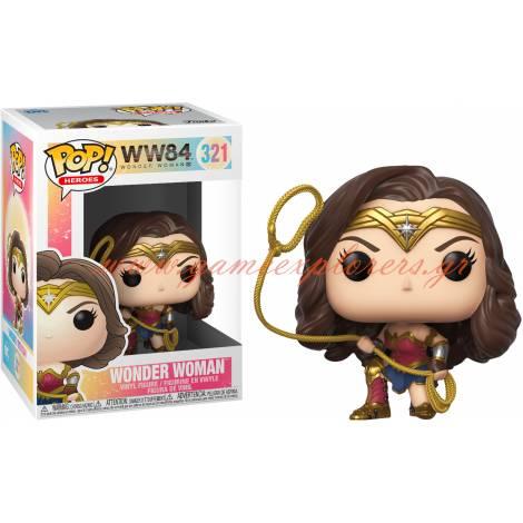 Funko POP! Movies: Wonder Woman 1984 - Wonder Woman #321 Vinyl Figure