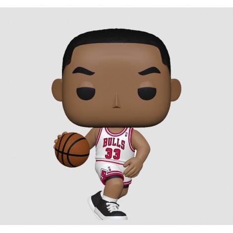 Funko POP! NBA: Legends - Scottie Pippen (Bulls Home) # Vinyl Figure