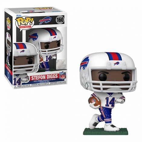 Funko POP! NFL: Bills - Stefon Diggs (Home Uniform) #160 Vinyl Figure