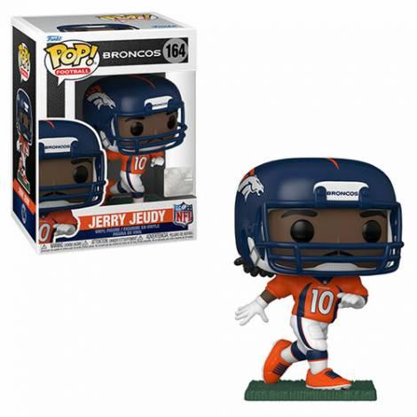 Funko POP! NFL: Broncos - Jerry Jeudy (Home Uniform) #164 Vinyl Figure