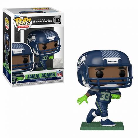 Funko POP! NFL: Seahawks - Jamal Adams (Home Uniform) #163 Vinyl Figure