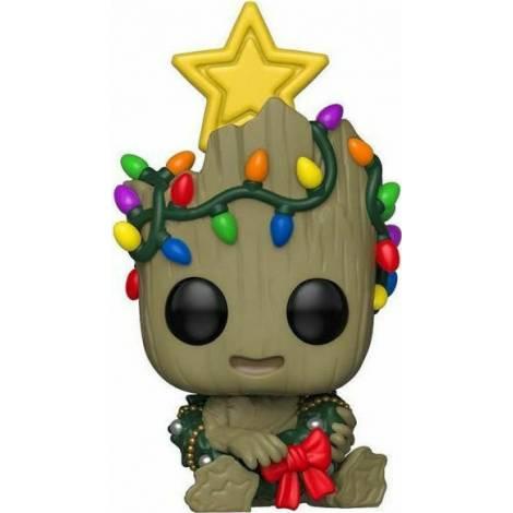 Funko POP! Pen Topper : Marvel Holiday - Groot Figurine