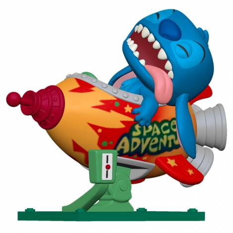 Funko POP! Rides: Lilo & Stitch- Stitch in Rocket Vinyl Figure
