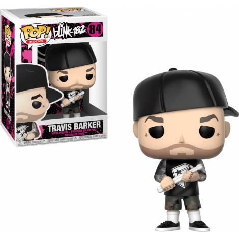 Funko Pop! Rocks: Blink 182 - Travis Barker #84 Vinyl Figure