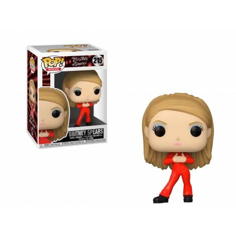 Funko POP! Rocks: Britney Spears - Catsuit Britney #215 Vinyl Figure
