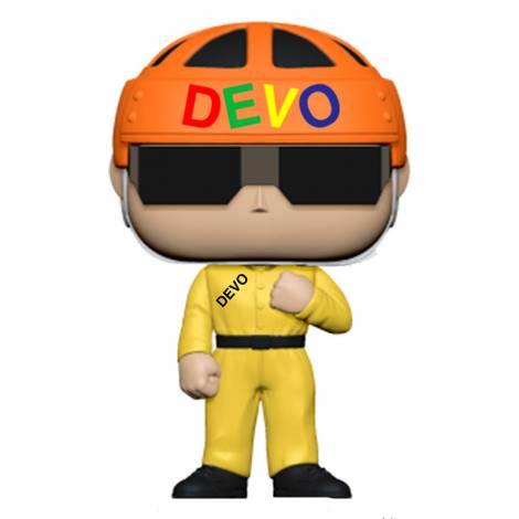 Funko POP Rocks: Devo - Satisfaction (Yellow Suit) Vinyl Figure
