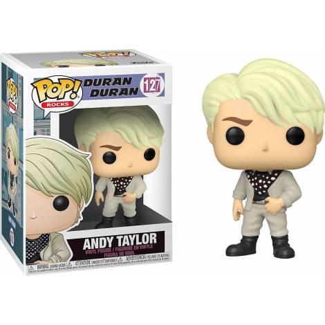 Funko POP! Rocks Duran Duran - Andy Taylor #127 Vinyl Figure