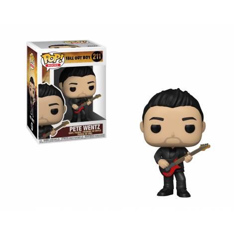 Funko POP! Rocks: Fall Out Boy - Pete Wentz #211 Vinyl Figure