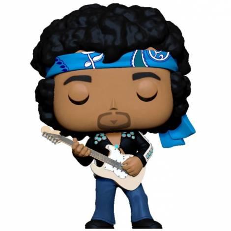 Funko POP! Rocks: Jimi Hendrix (Live in Maui Jacket) # Vinyl Figure (57611)
