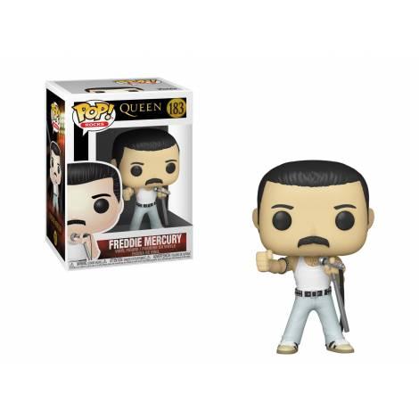 Funko POP! Rocks: Queen- Freddie Mercury Radio Gaga #183 Vinyl Figure