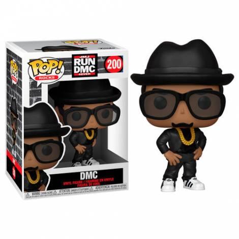 Funko POP! Rocks: Run-DMC - DMC #200 Vinyl Figure