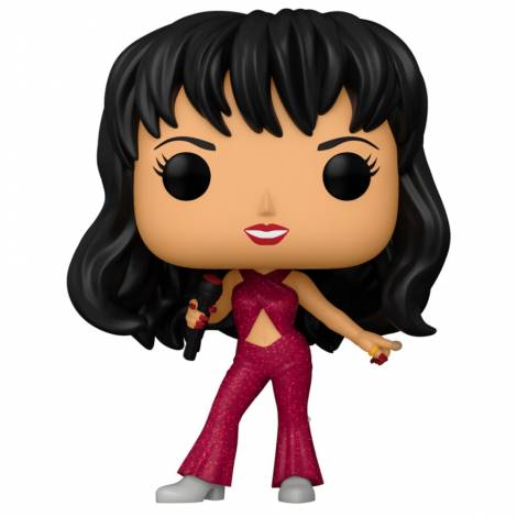 Funko POP! Rocks: Selena (Burgundy Outfit) # Vinyl Figure