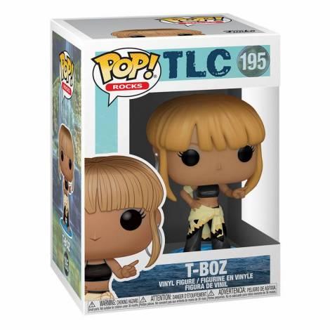 Funko POP! Rocks: TLC - T-Boz #195 Vinyl Figure