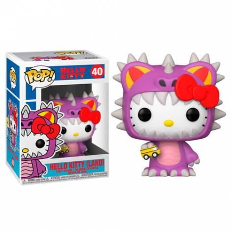 Funko POP! Sanrio: Hello Kitty - Land Kaiju #40 Vinyl Figure