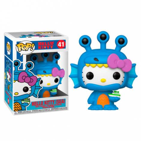 Funko POP! Sanrio: Hello Kitty - Sea Kaiju #41 Vinyl Figure