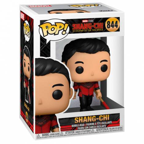 Funko POP! Shang-Chi - Shang-Chi #843 Vinyl Figure