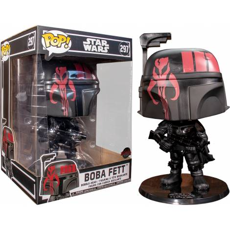 Funko POP! Star Wars - Boba Fett Futura #297 Vinyl Figure