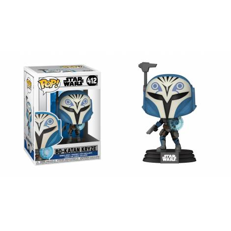 Funko POP! Star Wars: Clone Wars - Bo-Katan #412 Vinyl Figure
