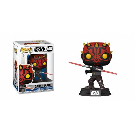 Funko POP! Star Wars: Clone Wars - Darth Maul #410 Vinyl Figure