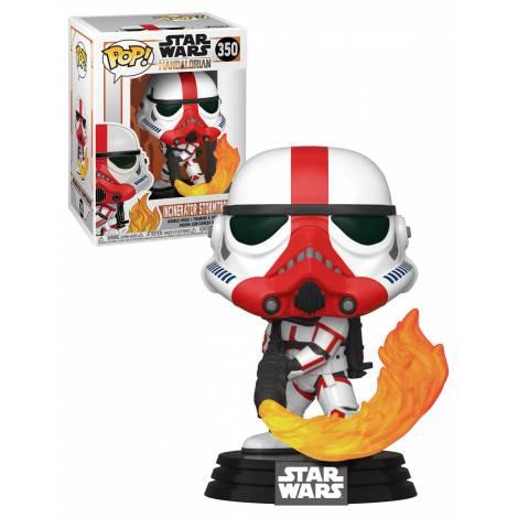 Funko POP! Star Wars: Mandalorian - Incinerator Stormtrooper #350 Vinyl Figure