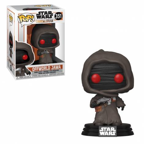 Funko POP! Star Wars: Mandalorian - Offworld Jawa (MT) #351 Vinyl Figure