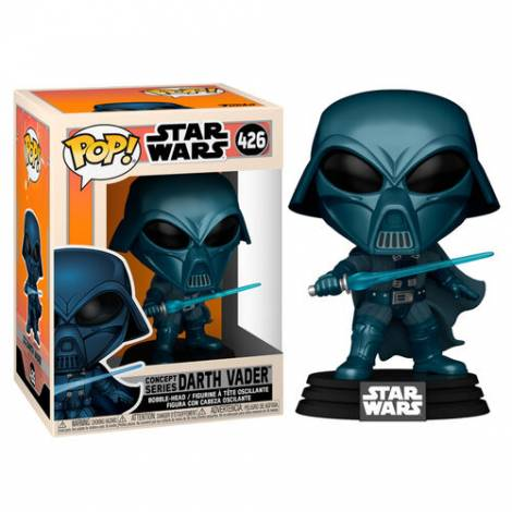 Funko POP! Star Wars: SW Concept- Alternate Vader #426 Vinyl Figure