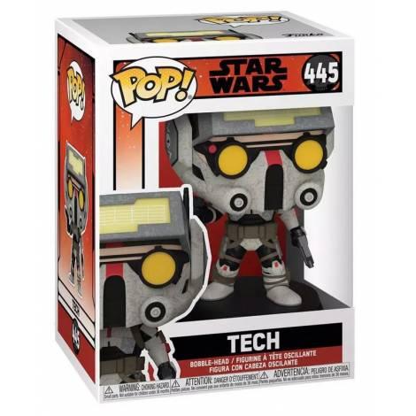 Funko POP! Star Wars - The Bad Batch Tech #445 Vinyl Figure