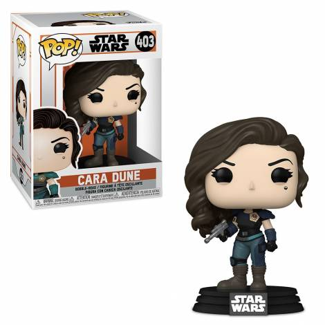 Funko POP! Star Wars: The Mandalorian - Cara Dune #403 Vinyl Figure