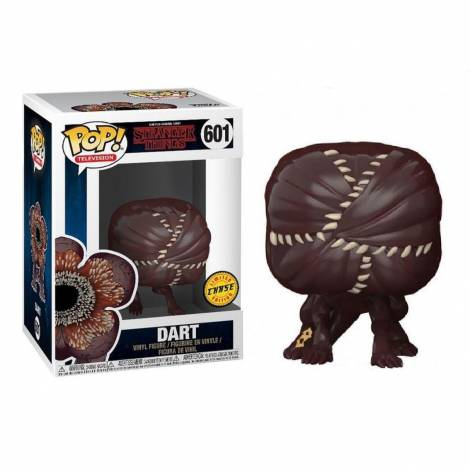 Funko POP! Stranger Things - Dart Demodo (Closed Mouth) #601 Figure (Chase)