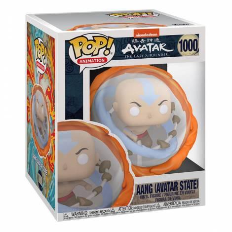 Funko POP Super: Avatar- Aang All Elements 6