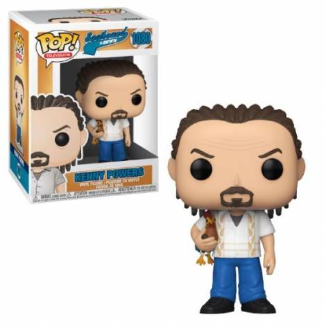 Funko POP! Television : Eastbound & Down - Kenny Powers In Cornrows #1080 Vinyl Figure